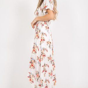 ON SALE! Maxi High Low Summer Dress NWT